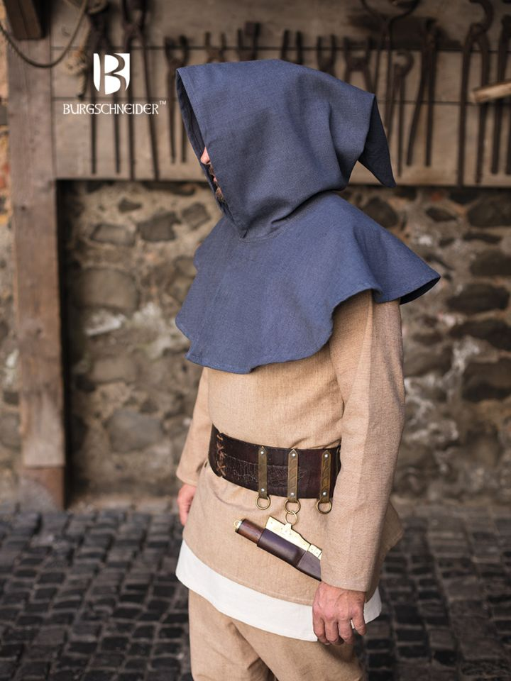 Capuchon en coton rustique 3