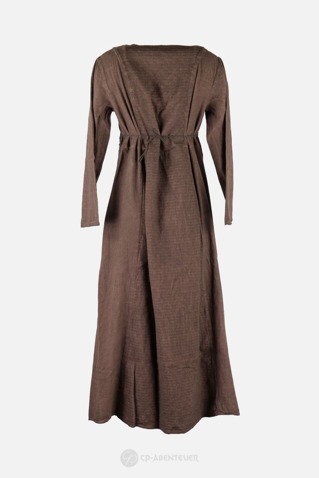 Robe Lagertha en marron 3