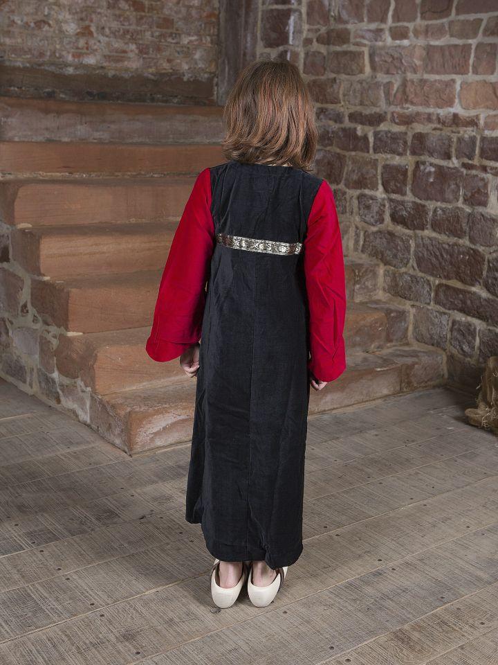 Robe de princesse en velours 3