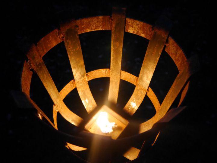 Torche Médiévale 3
