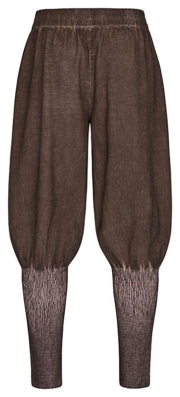 Pantalon Rurik en marron 3