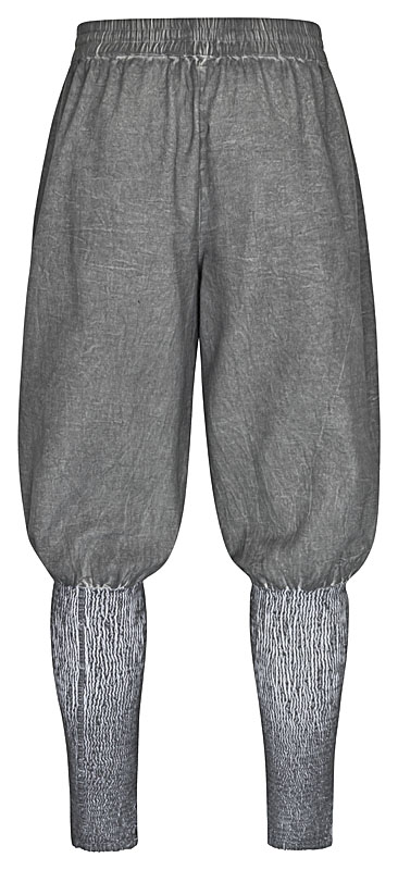 Pantalon Rurik en gris 3