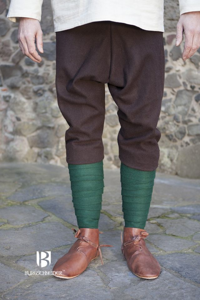 Pantalon Viking Fenris en marron 3
