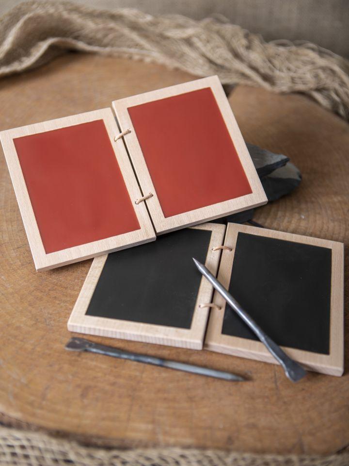 Tablette de cire avec gravure personnalisée 3