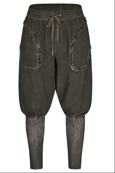 Pantalon Rurik en vert 3