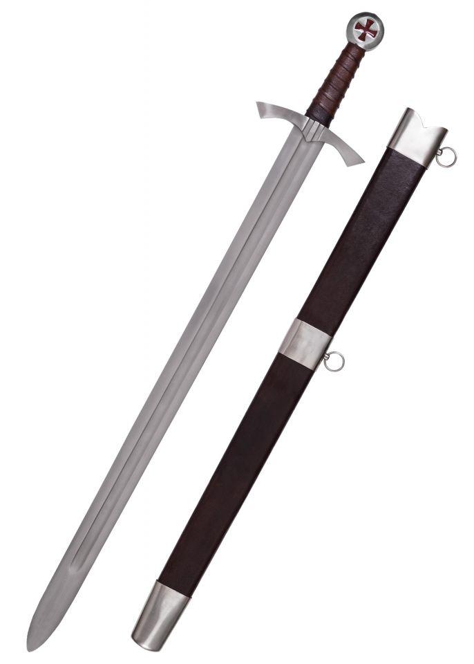 Épée des Templiers écossaise 4