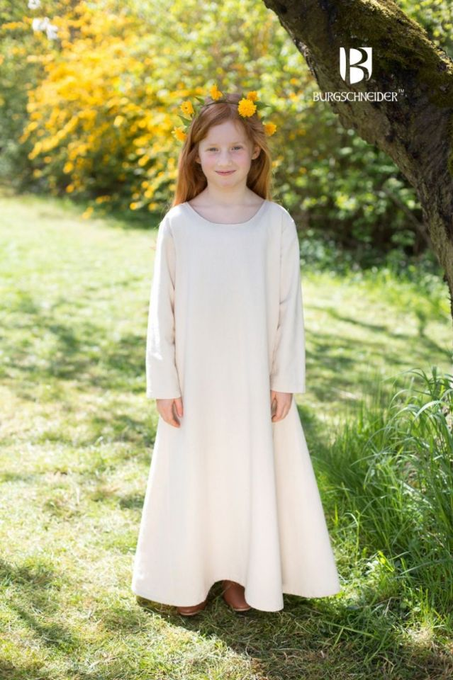 Ensemble robe Ylvi et chasuble Ylva 116   lilas 4