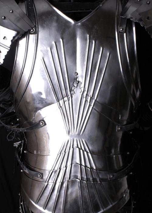 Armure Gothique 4