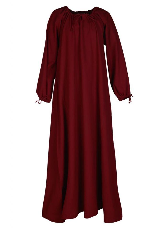 Robe Mara rouge 4