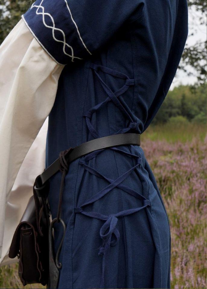 Robe Agatha bleue 4