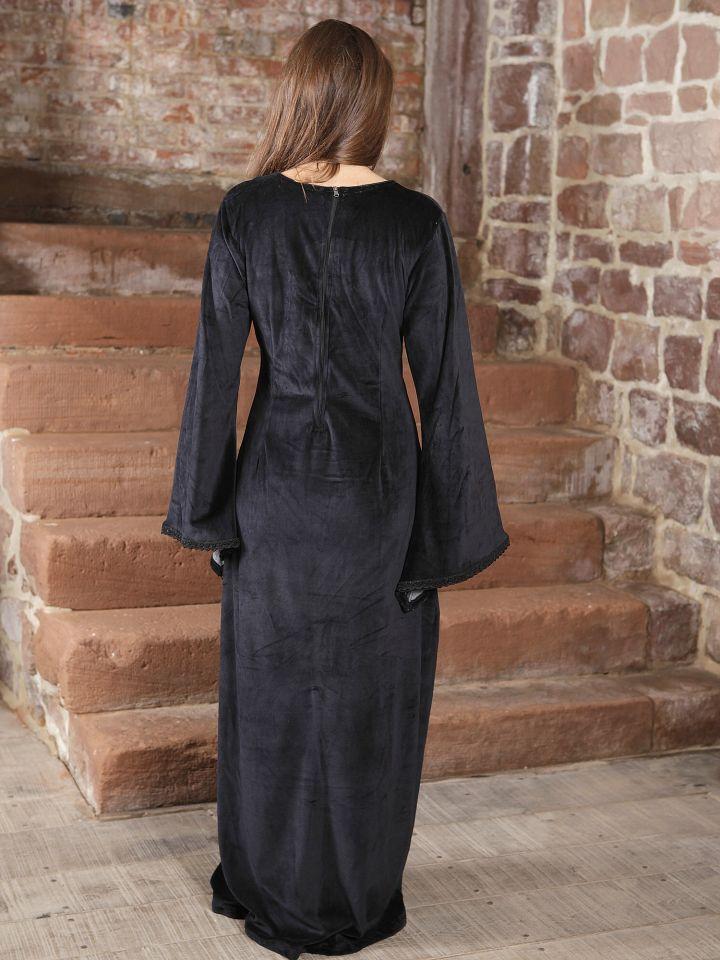 Robe de velours 4