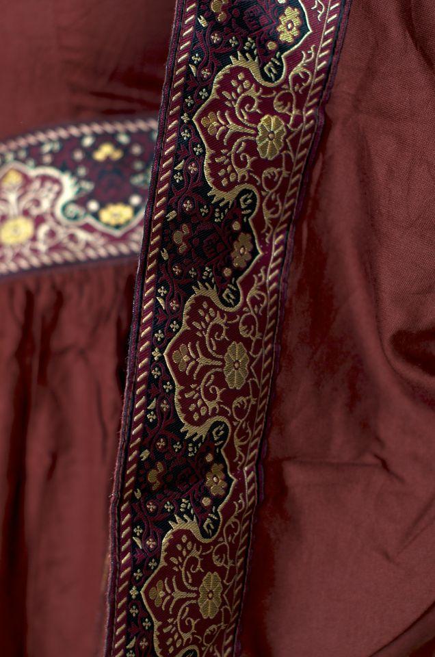 Robe médiévale 4