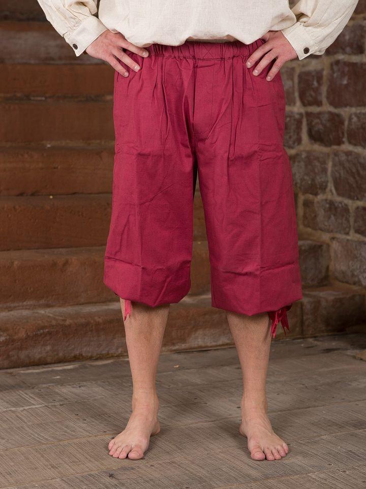 Pantalon médiéval court 4