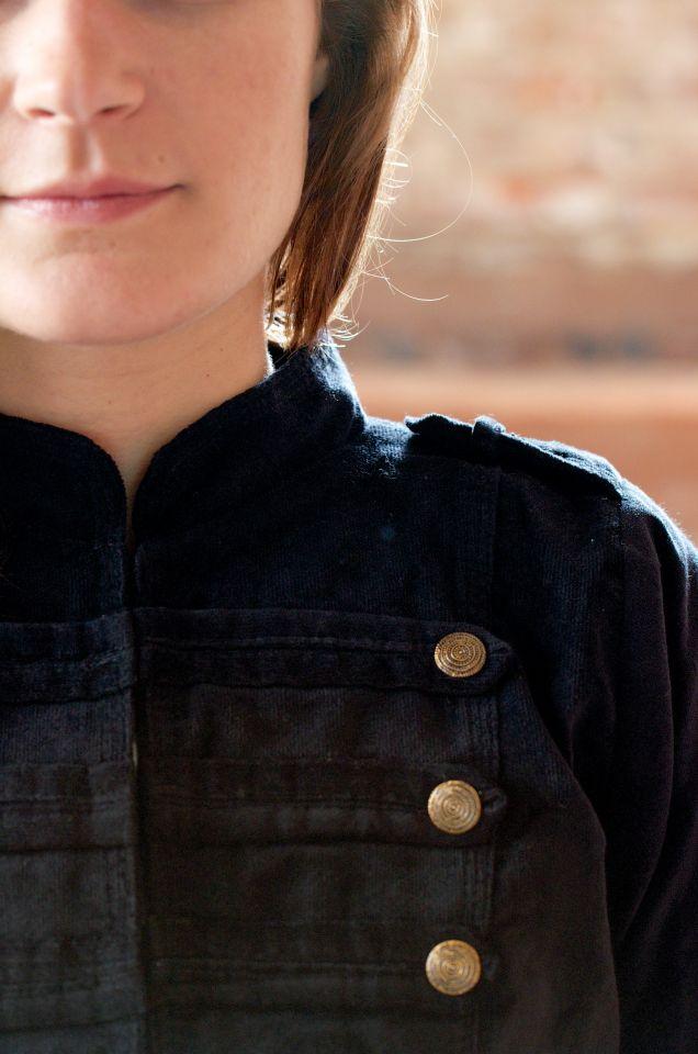 Veste d'uniforme pour femme 4