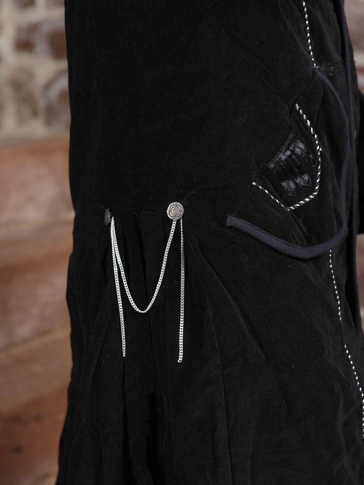 Pardessus noir 4