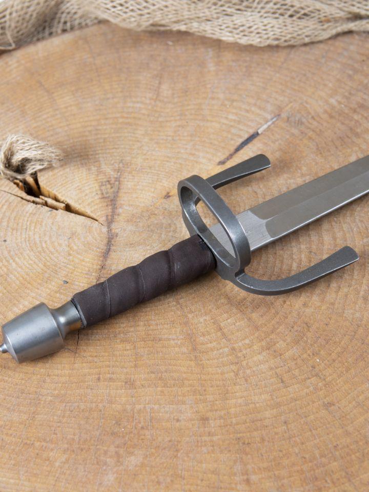 Dague de parade, adaptée au combat 4