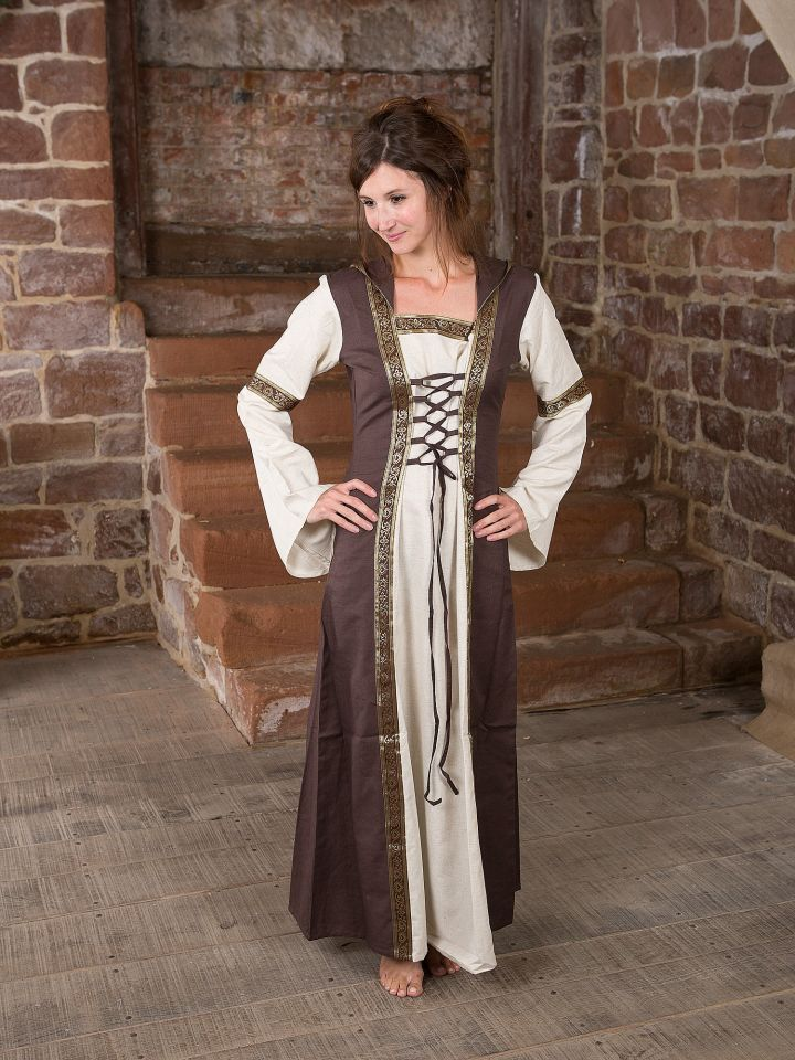 Robe Capuche bicolore L/XL 4