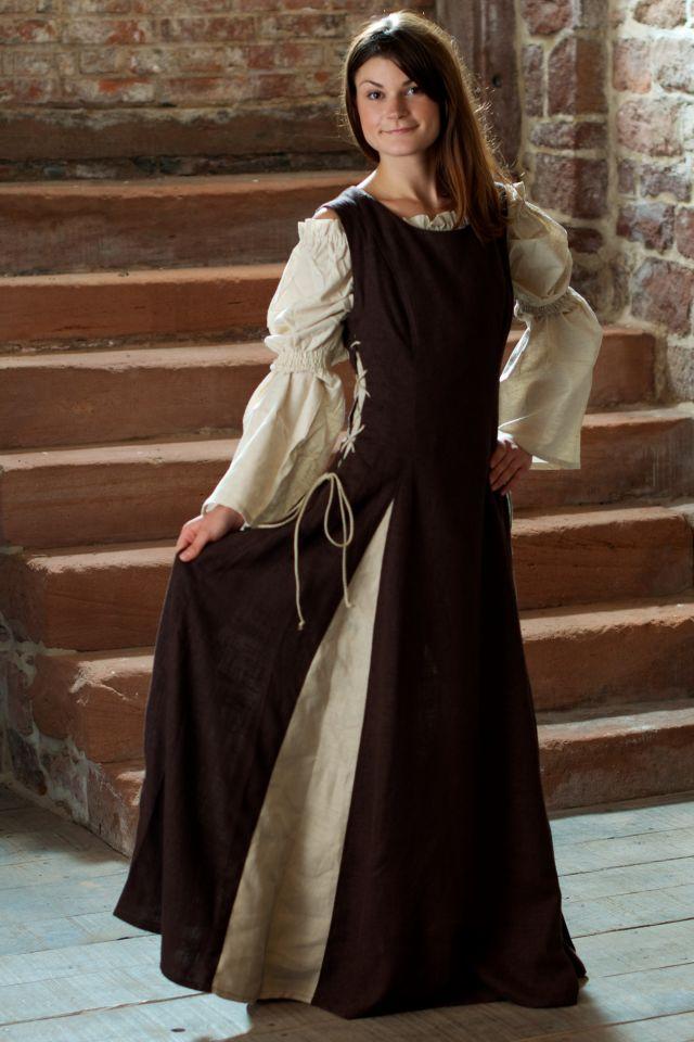 Robe sans manches 4