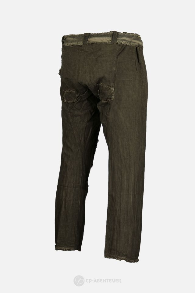 Pantalon Buri vert 4