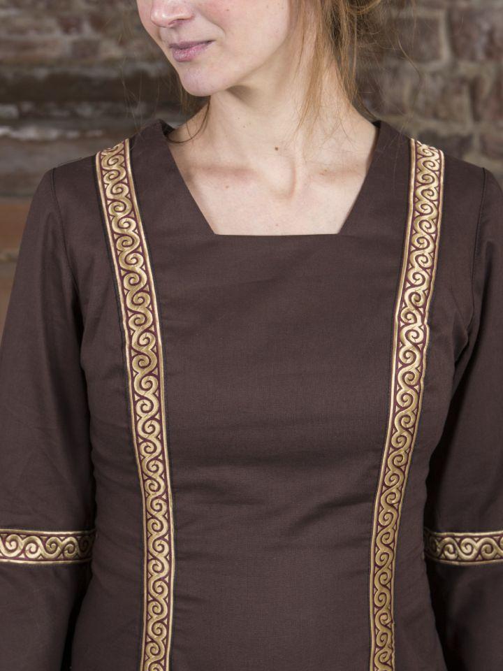 Robe médiévale Rahel 4