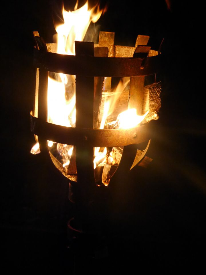 Torche Médiévale 4