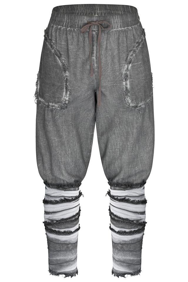 Pantalon Rurik en gris 4