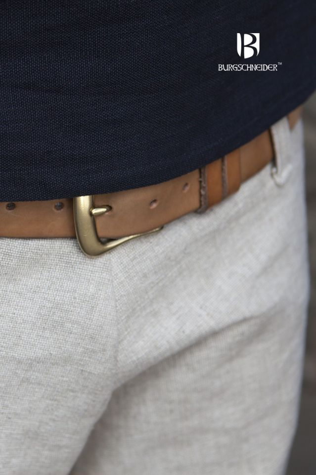 Pantalon viking Thorsberg en blanc-écru 4
