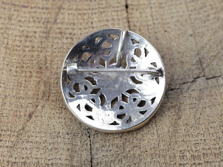 Broche Viking bronze 4