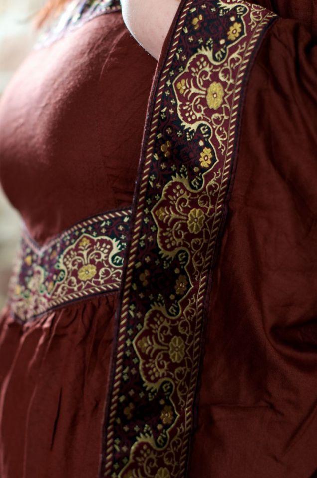 Robe médiévale XXL 5