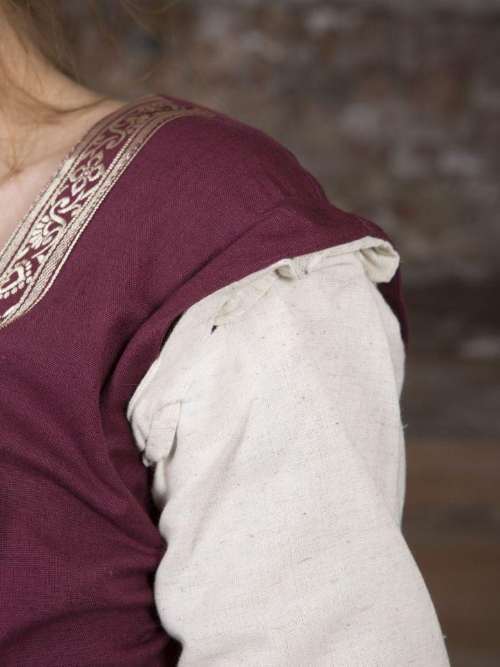Robe médiévale à manches amovibles S/M 5