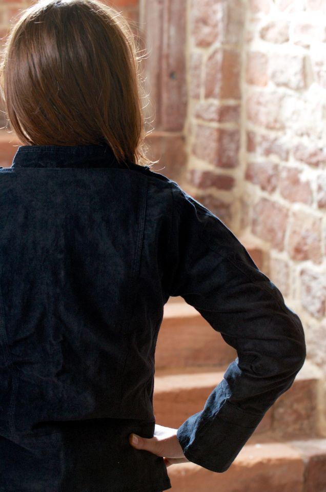 Veste d'uniforme pour femme 5