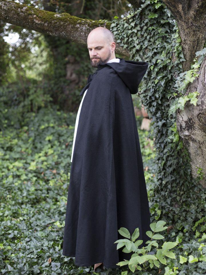 Manteau en laine avec capuche 5