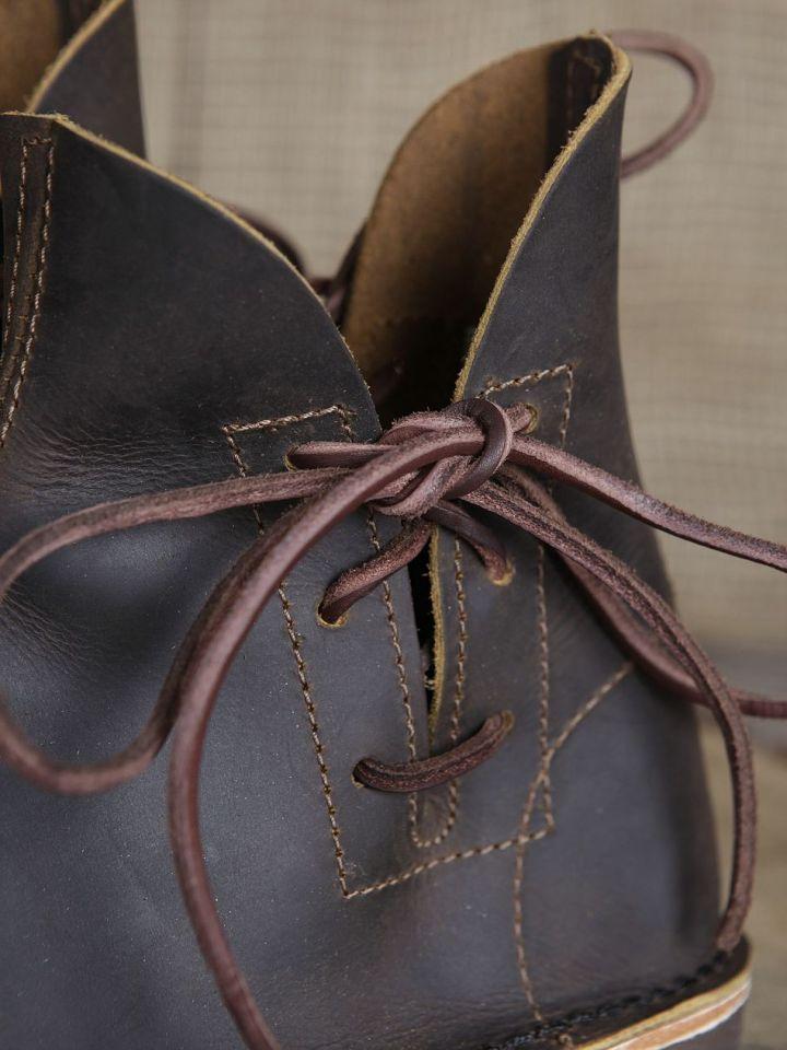 Chaussures médiévales poulaines 46 | marron 5