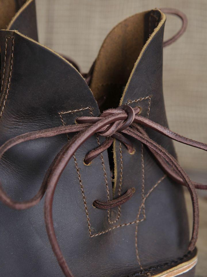 Chaussures médiévales poulaines 5