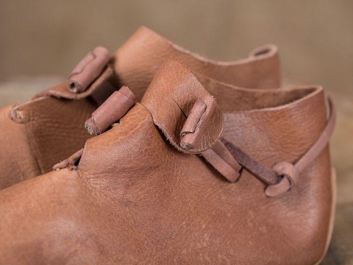 Chaussures Viking du 7ème au 12ème siècle 5
