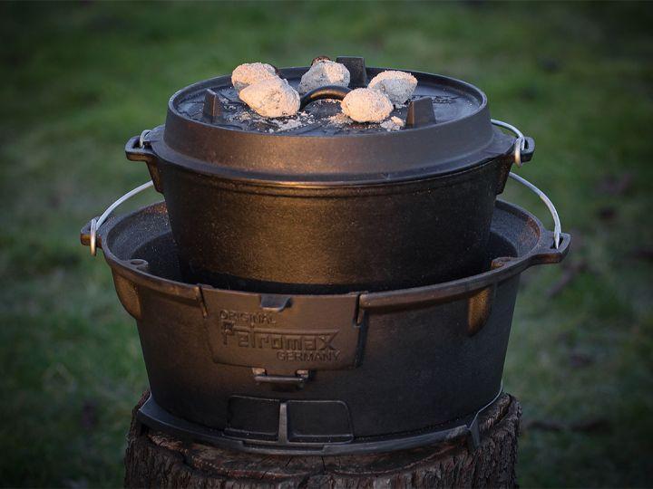 Barbecue en fonte tg3 5