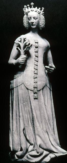 """Surcot """"Jeanne de Bourbon"""" 5"""