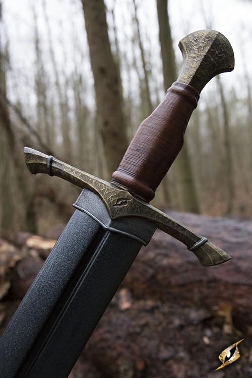 Epée de trappeur pour GN, 105 cm 5
