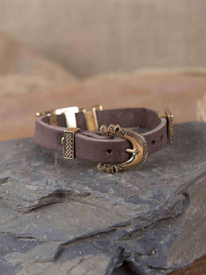 Bracelet en cuir pour Runes 5