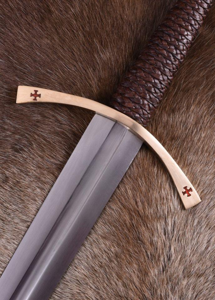 Épée des Templiers 6
