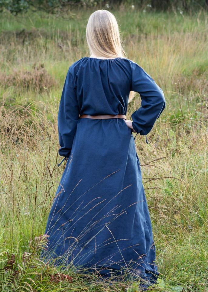 Robe Mara bleue XL 6