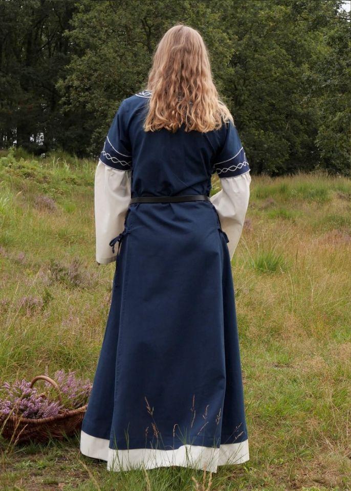 Robe Agatha bleue 6