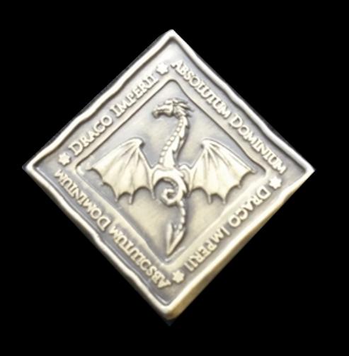 Pièces de monnaie GN Dragon 6