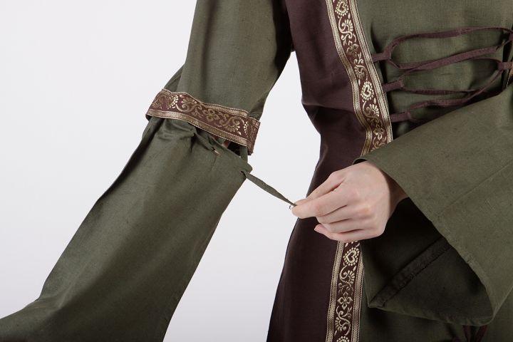 Robe médiévale à manches amovibles (version 3/4) 6