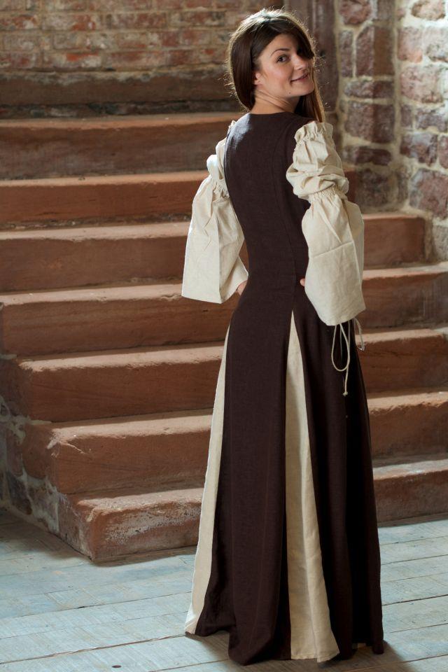 Robe sans manches 5