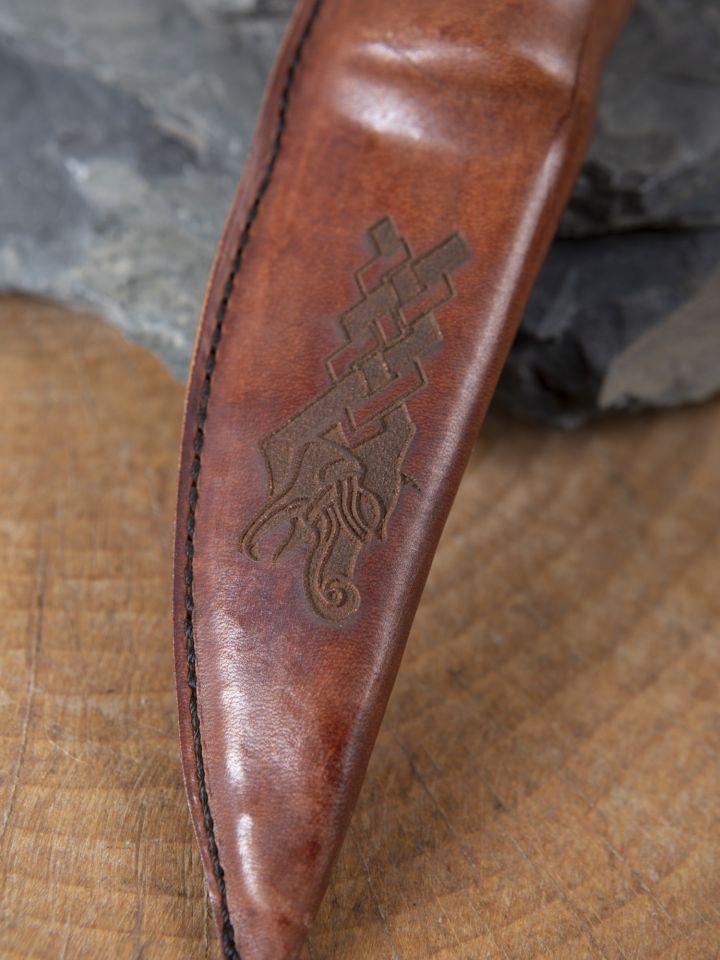 Couteau scandinave Dragon 6