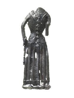 """Surcot """"Jeanne de Bourbon"""" 6"""