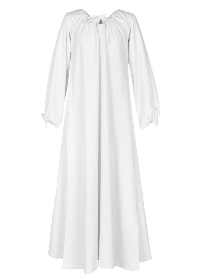 Robe Mara blanche 7
