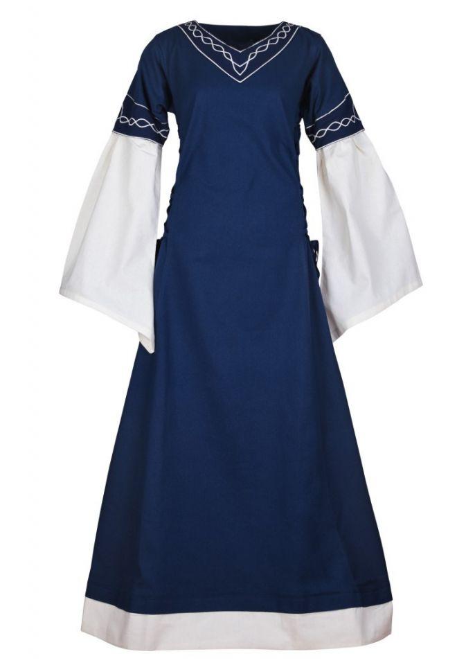 Robe Agatha bleue 7