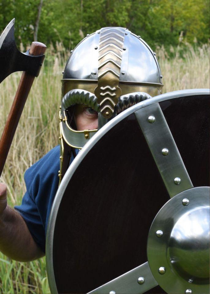 Casque Viking à lunettes 7